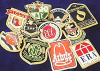 Blazer Crest Badges